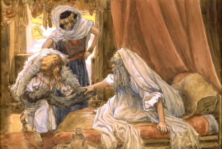 27 Jacob And Esau